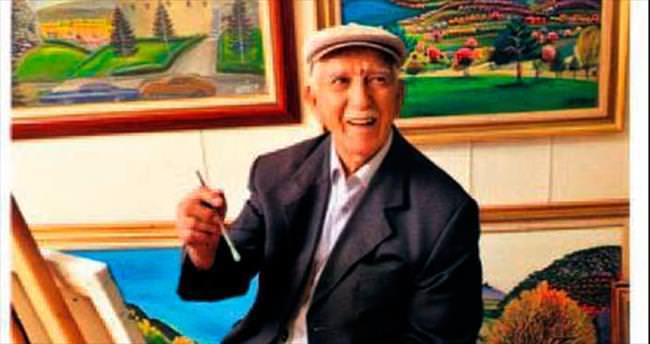 Naif Ressam Yüce Artık Köyüne Emanet Kültür Sanat Haberleri