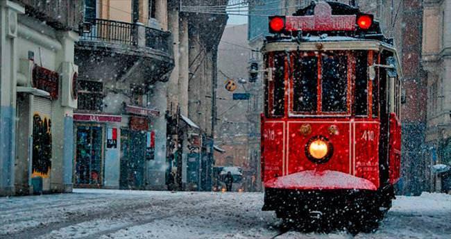 Kar yağışı ve tipi yurdu esir alacak