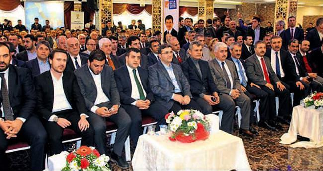 Hatay AK gençlikte başkan Fatih Güven