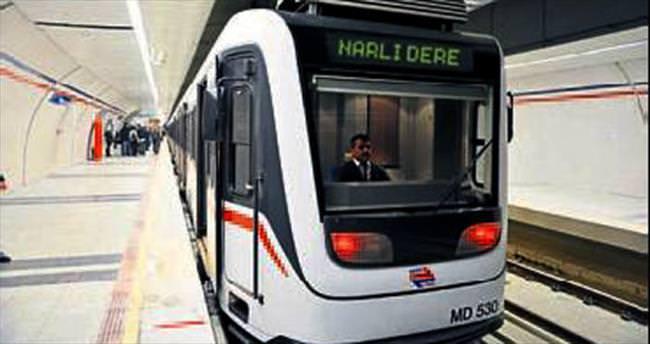 Metronun yeni hattı için 10 Şubat'ta ihaleye çıkılıyor