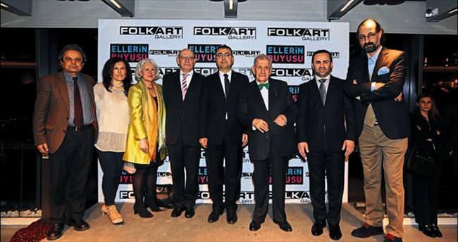 Türkiye'nin en büyük sanat galerisi açıldı