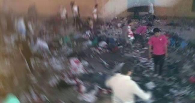 Mısır'da yine felaket