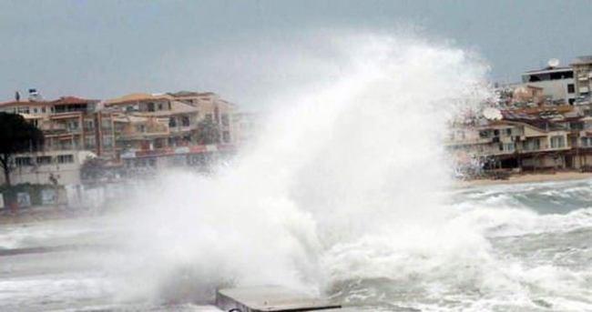 Ada seferlerine fırtına engeli