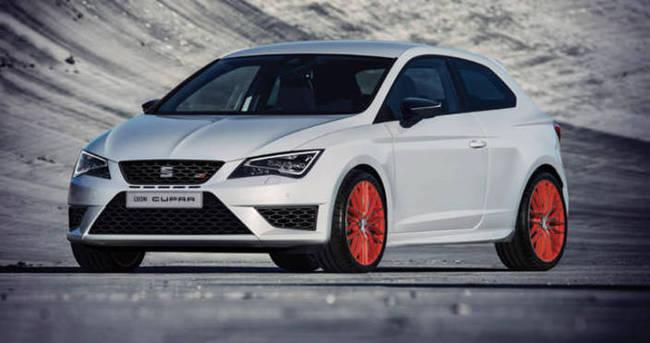 SEAT'ın en hızlı seri üretim otomobili