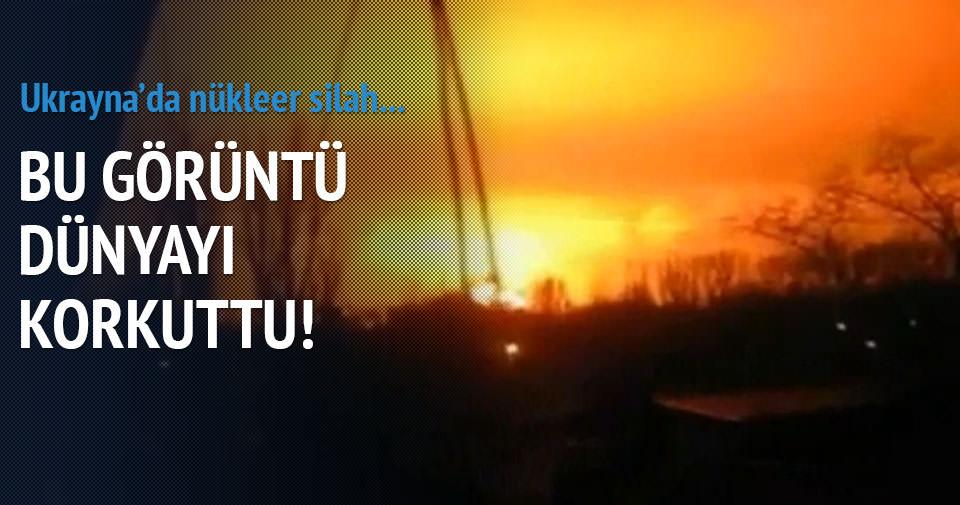 Ukrayna'da nükleer mi kullanıldı?