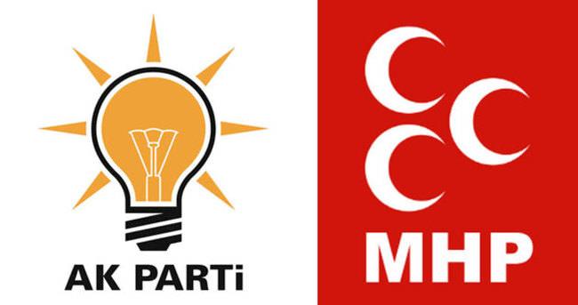 MHP'li Başkan Ali Kaharasan'ın oğlu AK Parti'den aday oldu