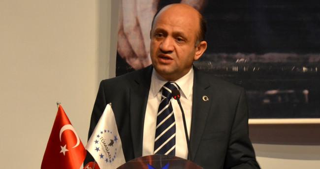 Türkiye ortalamaların üzerinde büyüyor''