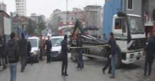 İstanbul'un göbeğinde silahlı kavga