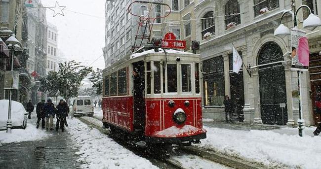 AKOM'da kar alarmı