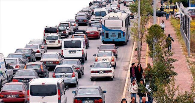Trafik müfettişleri 40 bin ceza kesti
