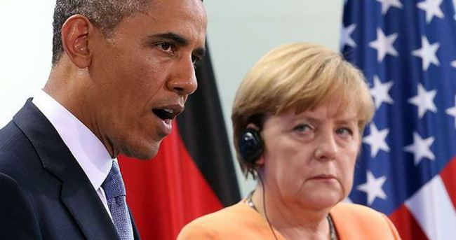 Obama: Angela'yı da davet etmezdik!