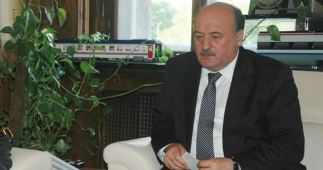TCDD Genel Müdürü istifa etti