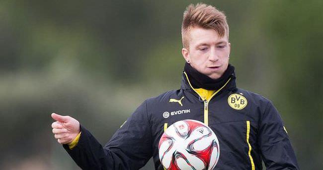 Dortmund Reus ile nikah tazeledi