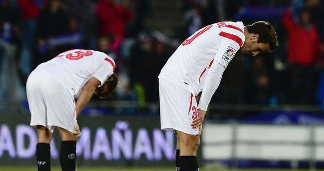 Sevilla revire döndü
