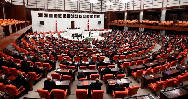 Meclis bugün 26 tasarıyı kabul etti