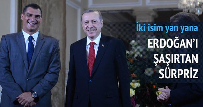 Erdoğan'a Mondragon'dan sürpriz