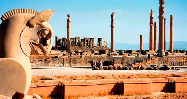 Şiraz ve Persepolis
