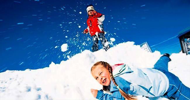 Cildinizi soğuk ve kardan koruyun