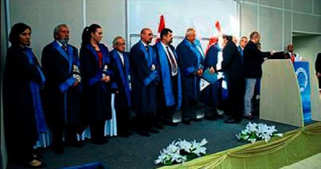 Girne Üniversitesi'nde denizciler mezun oldu