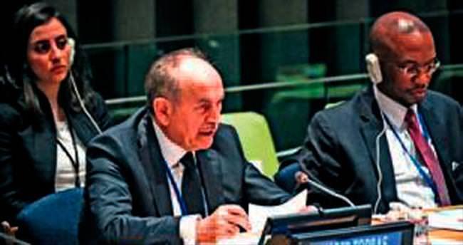 Başkan Kadir Topbaş BM'de konuştu