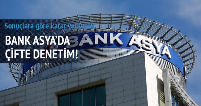 Bank Asya'da çifte denetim!
