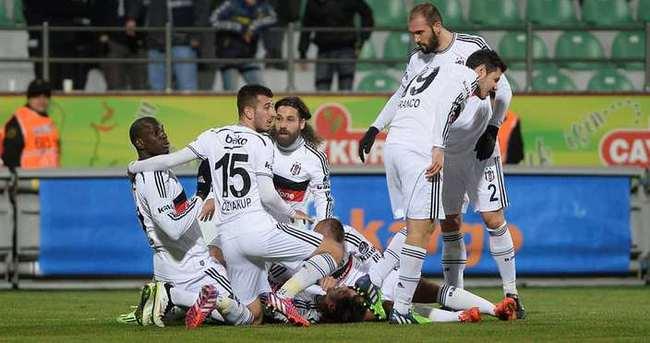 Kayserispor - Beşiktaş maçı Atv canlı yayın izle