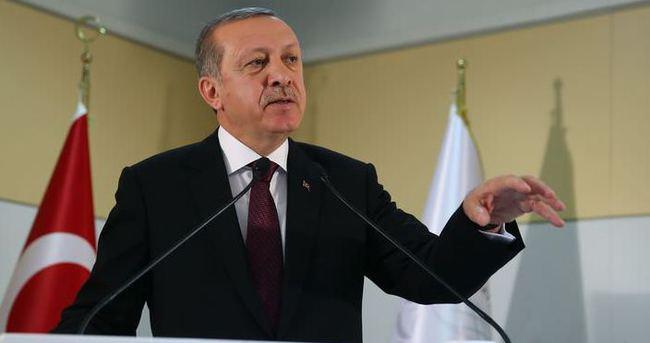 Cumhurbaşkanı Erdoğan ikinci tweet'ini attı