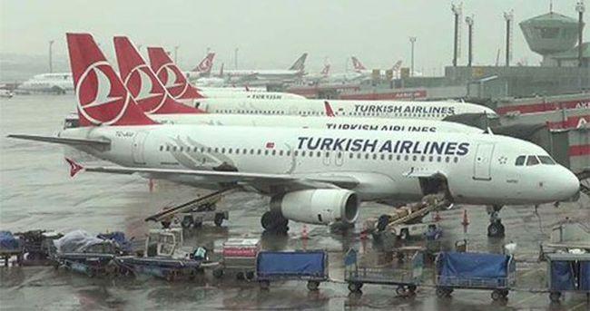 Uçak buzlanmasına karşı ilginç önlem