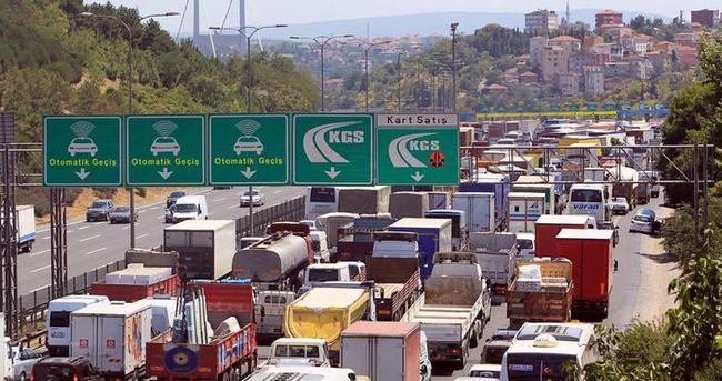 İstanbul trafiğinin analizi