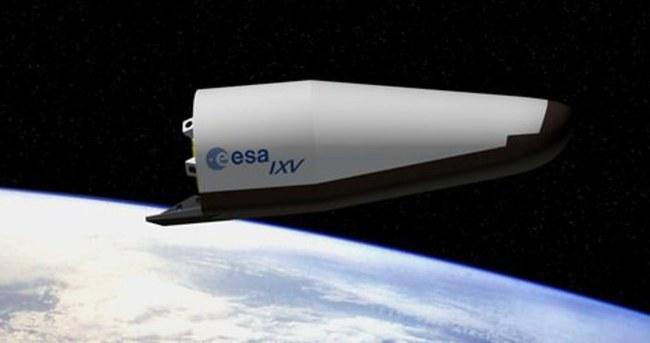 Avrupa'nın yeni uzay aracı fırlatılıyor