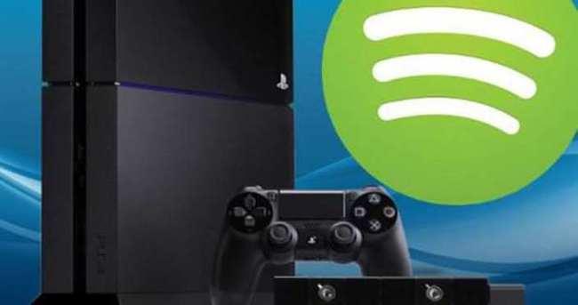 Sony ile Spotify ortak oldu