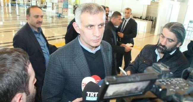 Hacıosmanoğlu PFDK'ya sevk edildi