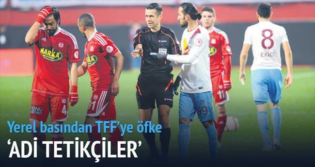 Karar verilmiş: Trabzonu doğrayın