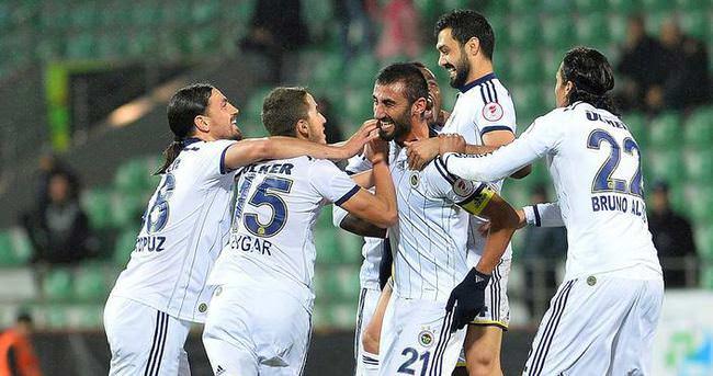 Ziraat Türkiye Kupası'nda gol yağmuru