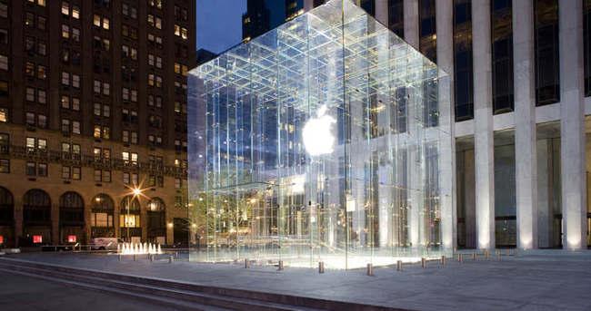 Apple tarihin en değerli şirketi