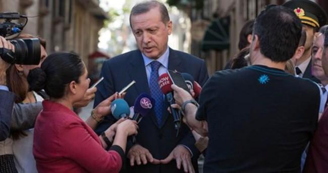 Erdoğan, Havana'ya cami projesini Kübalı yetkililere sundu