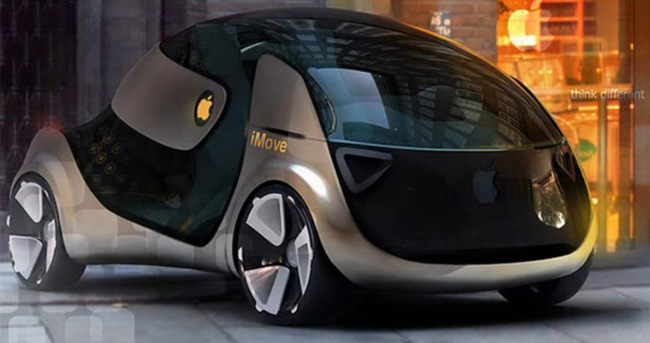 Apple otomobil de mi üretecek?