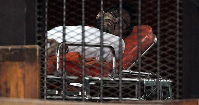 Kardeşim Mısır hapishanelerinde çürüyor
