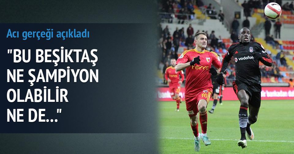 Yazarlar Kayserispor - Beşiktaş maçını yorumladı