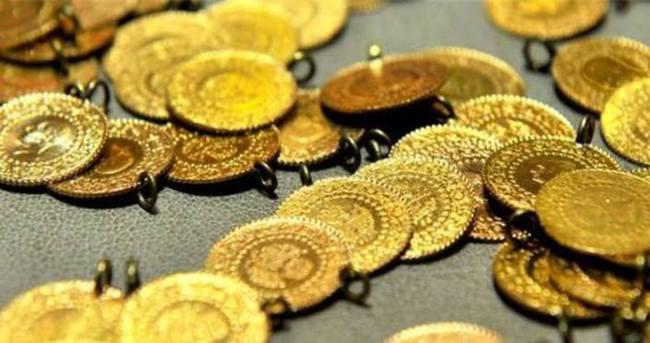 Çeyrek altın 161 lira oldu