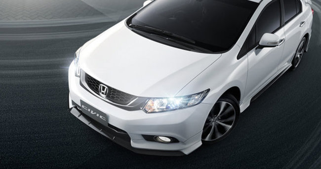 Honda Civic Sedan'da 1.500 TL takas desteği