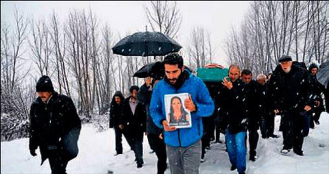 Bozdağ'da ölen öğretmene gözyaşı döküldü