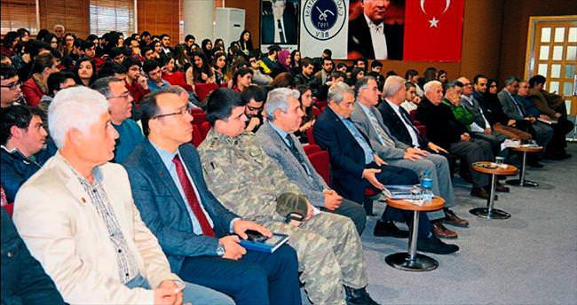Çağ Üniversitesi'nde tarihi sempozyum