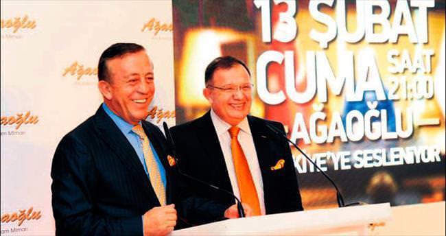 Ağaoğlu'ndan dev kampanya