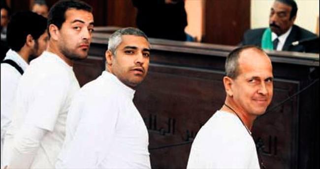 El Cezire muhabirleri serbest