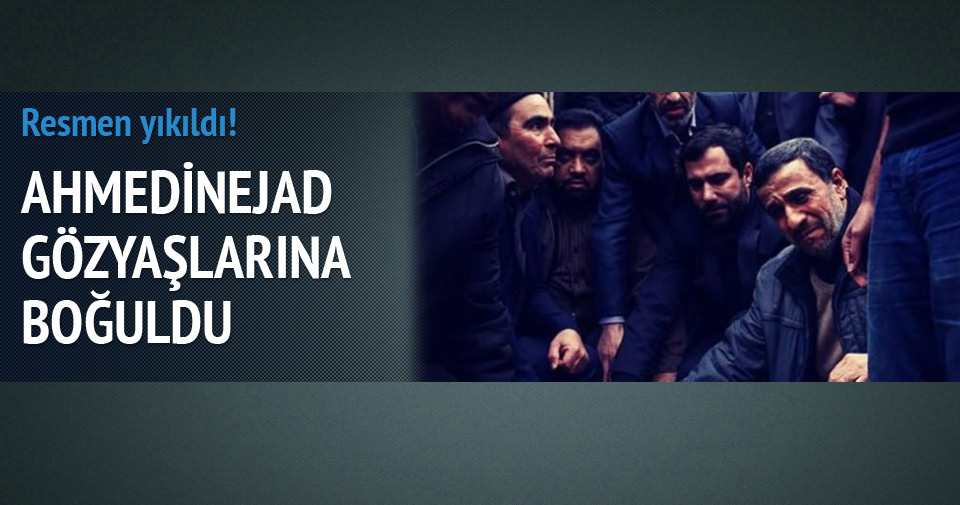Ahmedinejad'ın anne acısı