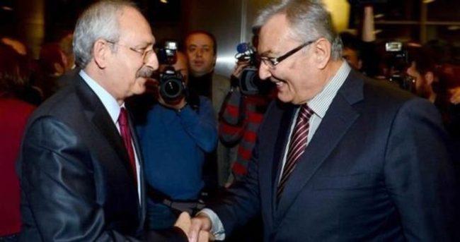 Kılıçdaroğlu ile Baykal arasında sürpriz görüşme