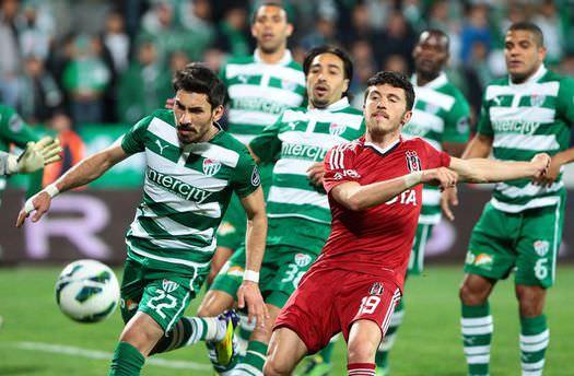 Beşiktaş - Bursaspor maçı ne zaman saat kaçta?