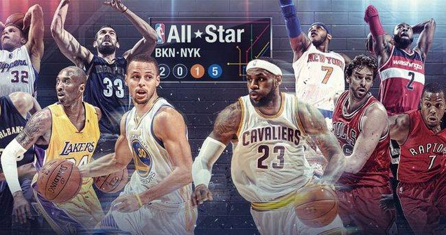 NBA All-Star hangi kanalda?