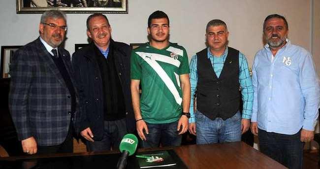 Süheyl Çetin Bursaspor'da kaldı